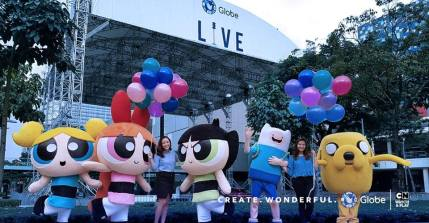 cartoon-network manila for kids events