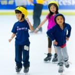 SM ice skating manila