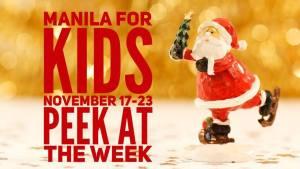 christmas manila for kids