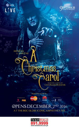 Manila For Kids Christmas Carol