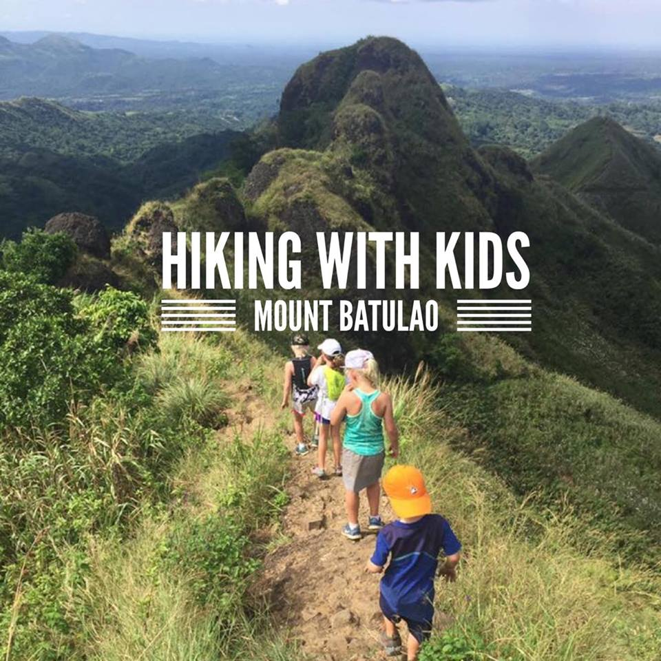 Hiking with Kids: Mount Batulao