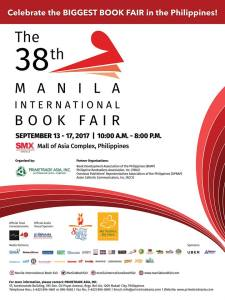 Manila International Book Fair 2017 - Kids