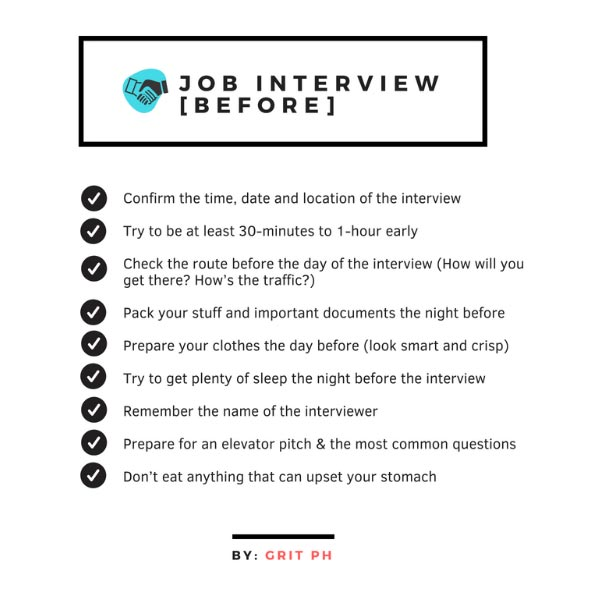 The Ultimate Checklist for Filipino Job Seekers