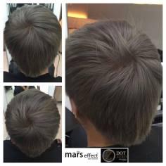 men's ash gray, best hair salon in makati, best hair salon in manila