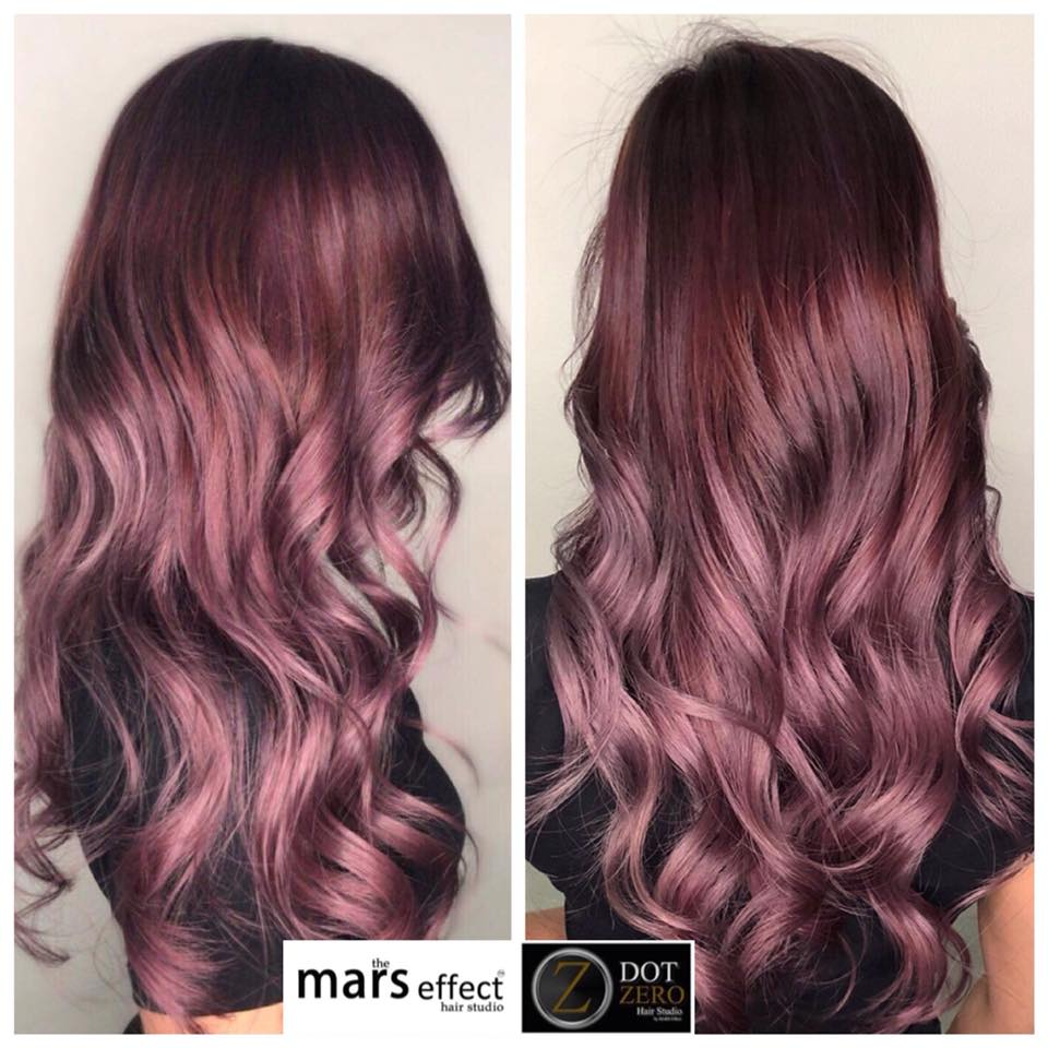 hair color in alabang