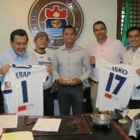 Erap, Isko: Reclamation project will save Manila