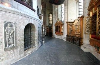 ambulatory Basilica Saint Sernin