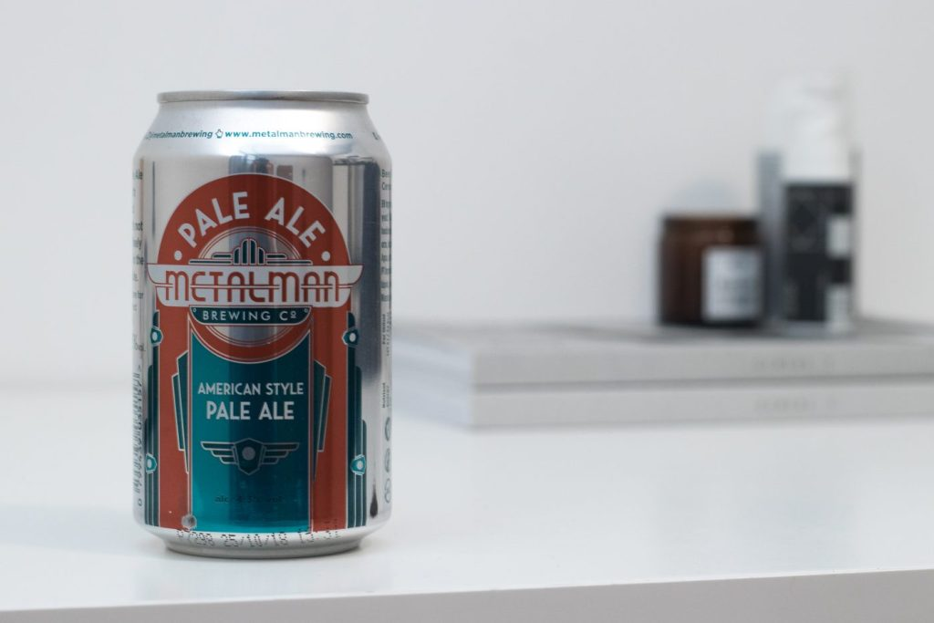 Flavourly - Metal Man Pale Ale | Photo Credit Shaun Donnelly @ MANimalist