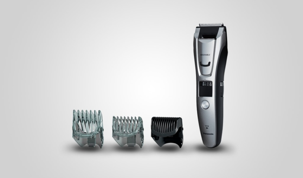 Panasonic Beard Trimmer | Men's Grooming & Skin Care Wishlist