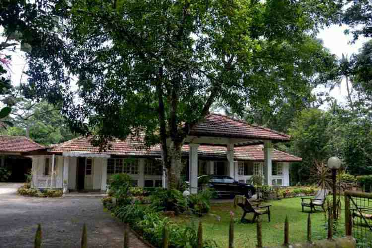 The Plantation Villa Resort – Kalutara