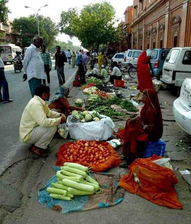 Rajasthan (Jaipur), Markets in India.. maninio.com #indianmarkets #Agradelhi