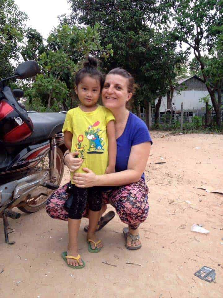 Just love village kids in Siem Reap #volunteerinasia #volunteerincambodia maninio.com