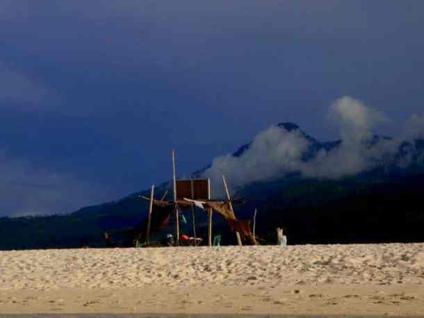 Fire places in Camiguin Island, Philippines. maninio.com #tourismphilippines #visitcamiguin