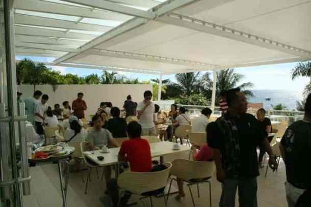 Be resort breakfast time, Cebu - Part 1 - Philippines #Cebucity #Philippinesasia | maninio.com