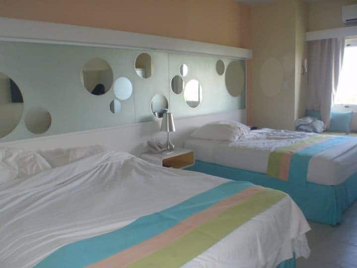 Be resort rooms, Cebu - Philippines #Cebucity #Philippinesasia | maninio.com