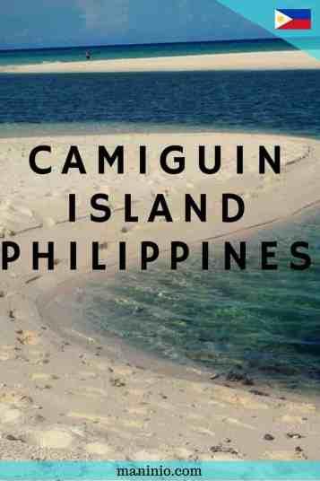 Camiguin Island, Philippines. maninio.com #tourismphilippines #visitcamiguin