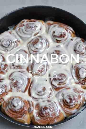 cinnabon - maninio - rolls - cinnamon