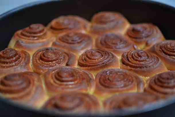 Ρολάκια Cinnabon