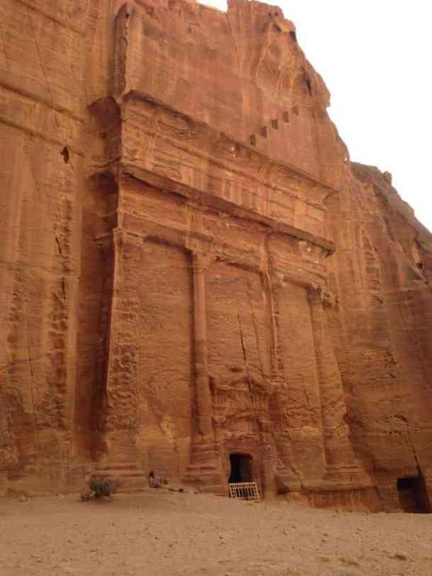 Petra Jewel of Jordan - maninio.com - Jordan wonders - Petra Monastery - travel