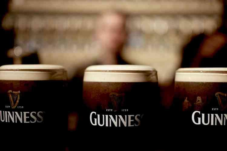 Guinness experience - maninio.com - beer - guiness - ireland - drinks - dublin