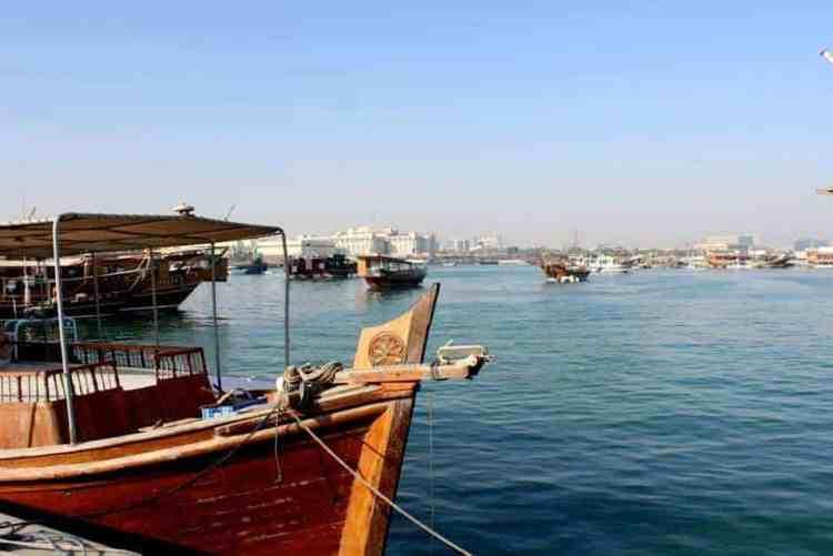 Pearl boats in Doha maninio.com #constructiondoha #pearlqatar