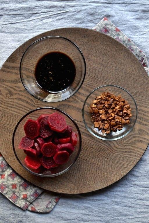 4+ Ιδέες για Παντζαροσαλάτα, κύρια υλικά. maninio.com
