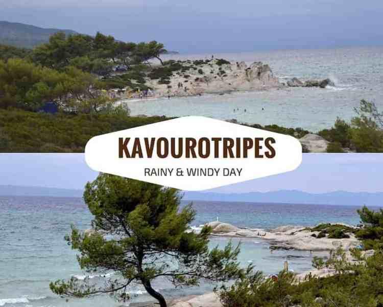 Kavourotripes - Halkidiki - Travel - Sithonia - Maninio