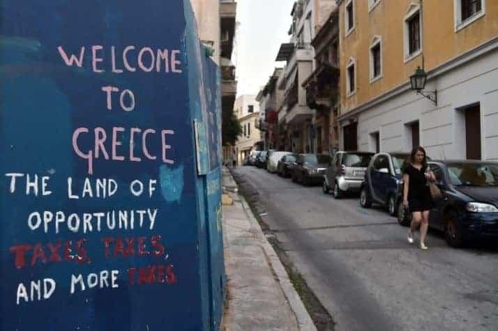 British Journalist Living in Greece - Expat Interviews. maninio.com, Greece