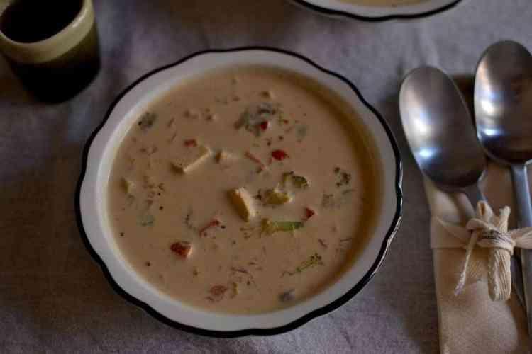 Θεϊκή σούπα Τόμ Γιάμ - Ταϊλάνδη | Σούπερα Διαγωνισμός! 2 Αντίτυπα του βιβλίου Dirty Vegan. maninio.com