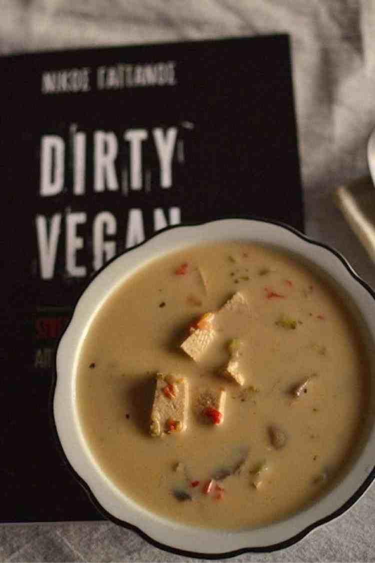 Σούπα Τόμ Γιάμ - Ταϊλάνδη | Σούπερα Διαγωνισμός! 2 Αντίτυπα του βιβλίου Dirty Vegan.maninio.com