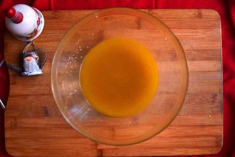 Υλικά Αρωματική Vegan Βασιλόπιτα. maninio.com