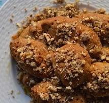 Christmas Cookies Greek Vegan. maninio.com