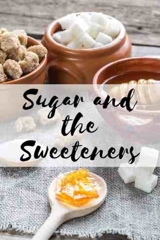 Is sugar bad? the reality about Sugar and the Sweeteners | Detox now. maninio.com