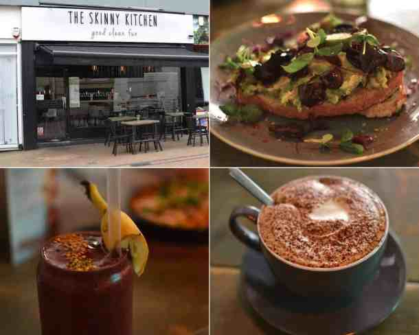 Skinny kitchen - Eat as Vegan in Bournemouth - Top 5 awesome restaurants. manino.con