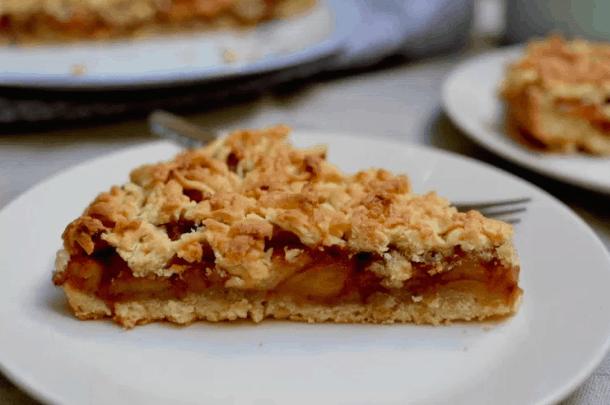 Μηλόπιτα. 25+ Vegan Προτάσεις φαγητού για το Πάσχα maninio.com