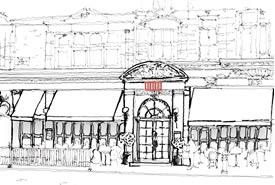 New Restaurant: Corbin & King's COLBERT on Sloane Square