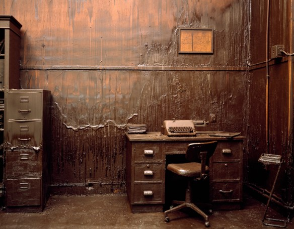 European Dark Room #1, 2010 (c) by Greta Alfaro