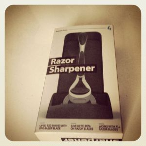 Razorpit Razor Sharpener Review and Giveaway