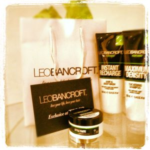 Leo Bancroft for Men and Finishing Touch For Women – New Products Launch