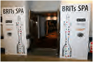 BRITs Spa 2013 – Backstage Beauty