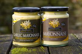 Farrington's Mellow Yellow Garlic Mayonnaise