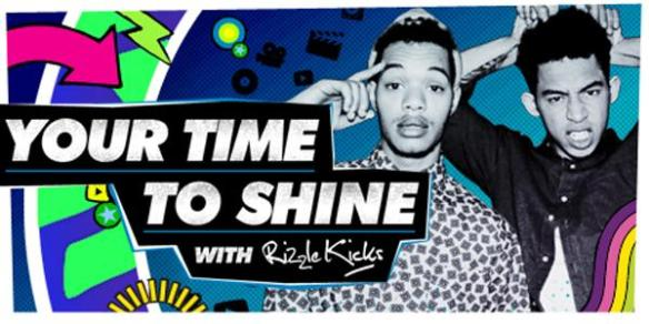 Your Time To Shine Rizzle Kicks Lost Generation Video