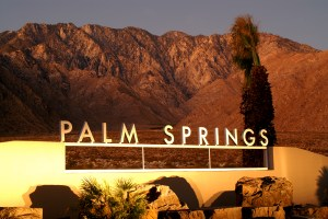 Palm Springs Is Rocking In The Desert Throughout  April