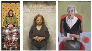A Homeless Man, A Woman Reluctant To Be Painted By Her Son And A 'Fabulous Fashionista'… 25th Anniversary BP Portrait Award Shortlist