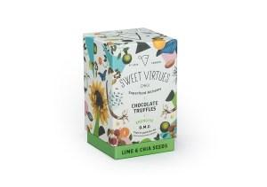 Sweet Virtues: 'super food' luxury truffles