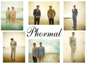 Ted Baker SS15 Phormal Collection