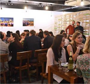 Pop Down Supper Club Cuisson Borough Barista