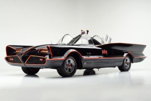 Batmobile on sale for $5m