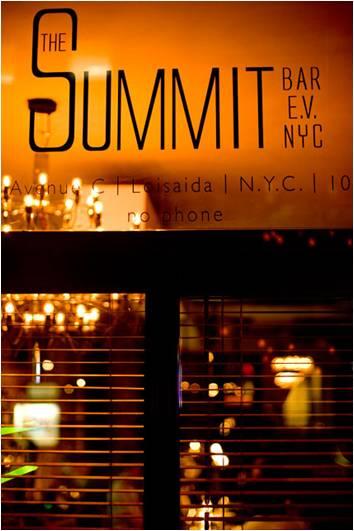 The Summit Bar New York