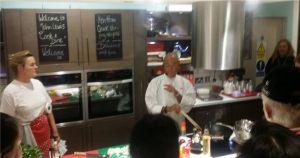 Ken Hom Cooks at John Lewis